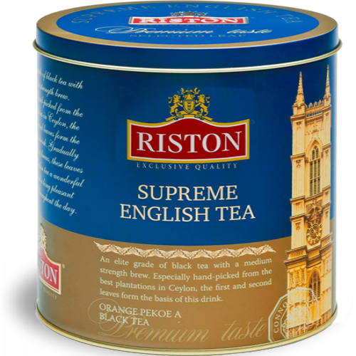 Supreme english tea