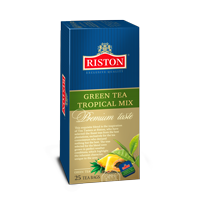 Green tea Tropical Mix