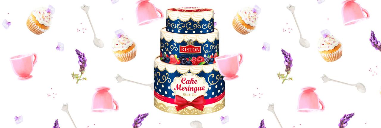 Cake Meringue